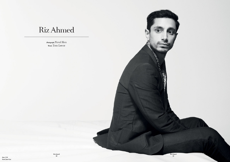 riz ahmed the guardian